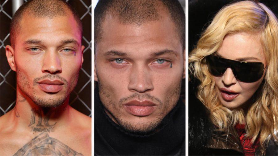 """El """"preso más guapo"""" debuta en Semana de la Moda ante famosos"""
