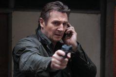 Un local le ofrecía comida gratis a Liam Neeson y el actor decidió ir
