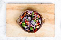 Cómo preparar una ensalada saludable sin cometer errores