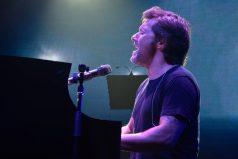 Diego Torres: Me gusta poner el oficio del actor cuando canto en vivo