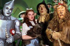 Judy Garland, la actriz del Mago de Oz, fue acosada durante el rodaje
