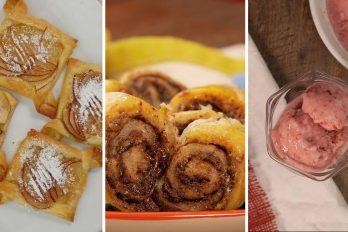10 recetas de snacks muy geniales para los que necesitas 5 ingredientes o menos
