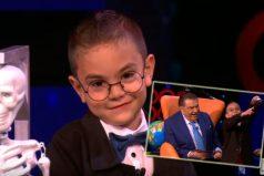 Una mente brillante: conozca al niño antioqueño que tiene el coeficiente de Albert Einstein