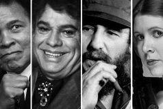 ¿Por qué han fallecido tantos famosos en 2016? Los científicos lo explican