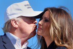 Cantante rusa hace regalo insólito a Melania Trump