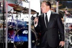 Luis Miguel, en problemas: accidente y 'guerra' con un famoso cantante