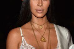 ¿Pondrá de moda Kim Kardashian las uñas con piercings?
