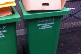 El viral del cubo de basura que se parece a Donald Trump