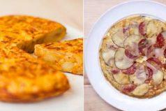 'Spanish Tortilla' con chorizo: el sacrilegio hecho receta viral