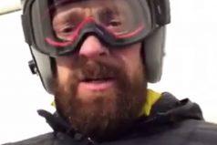 Bradley Wiggins, un ciclista convertido en actor de TV