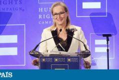 """Meryl Streep contesta a Donald Trump: """"Soy la actriz más sobrevalorada"""""""