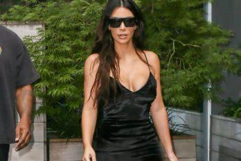 Salen a la luz las primeras imágenes del robo a Kim Kardashian en París