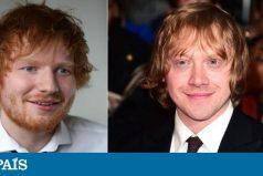 ¿Rupert Grint o Ed Sheeran? El actor cuenta que le confunden con frecuencia
