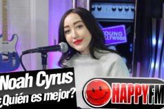 Noah Cyrus asegura que su hermana Miley no es la mejor cantante de su Familia