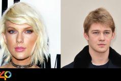 Modelo, actor y británico: así es el nuevo novio de Taylor Swift