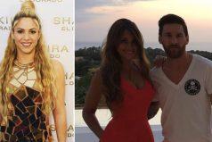 Shakira desmiente su mala relación con Antonella