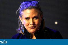 ¡Qué triste! La actriz Carrie Fisher murió por una apnea del sueño
