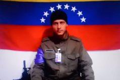 Reaparece Óscar Pérez, el policía y actor venezolano que atacó el Supremo desde un helicóptero