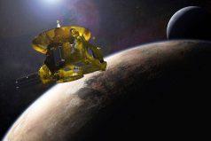 NASA revela imágenes nunca vistas de Plutón