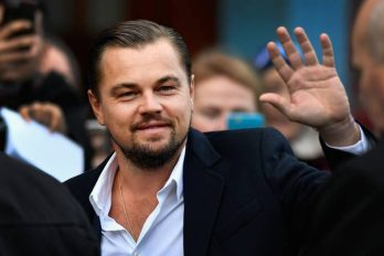 Leonardo DiCaprio volará en una aerolínea comercial a la cena de gala de su fundación