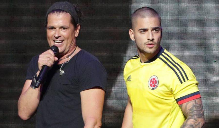 Carlos Vives crítica fuertemente a Maluma y… ¡al reguetón!
