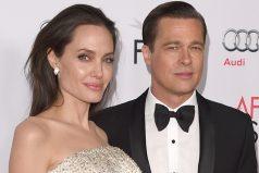 Angelina Jolie y Brad Pitt ¿de reconciliación?