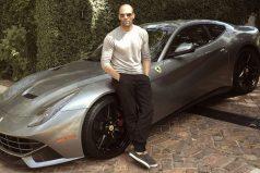 La espectacular colección de autos de Jason Statham