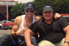Enrique Iglesias grabaría video musical en preuniversitario habanero