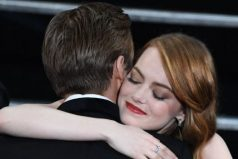 Emma Stone lloró desconsolada tras ganar Oscar a Mejor actriz