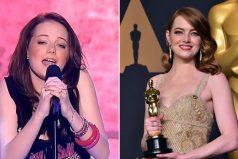 Emma Stone: de concursante de 'reality' a ganadora del Oscar