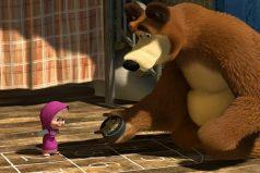 ¡Más de 2.500 millones de reproducciones! 'Masha y el oso' la serie animada más vista de YouTube. ¿Sabes por qué?