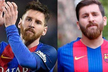 El Messi iraní que está causando furor en las redes sociales