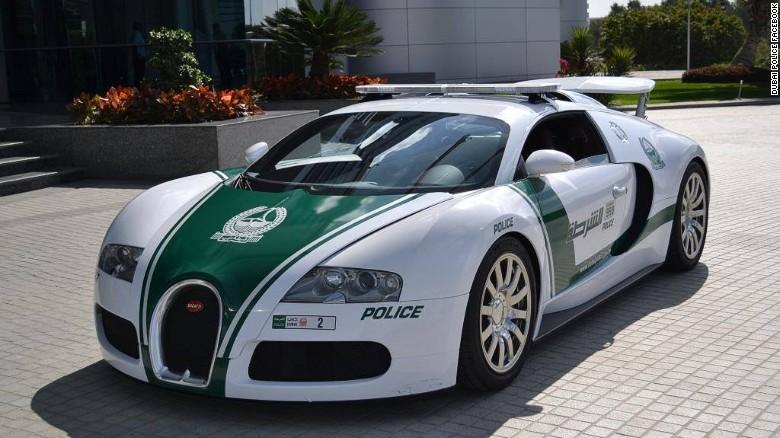 Dubaitieneelautopolicialmasrapidodelmundopuedeira407kilometrosporhoraCNNEspanolcom