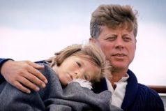 """""""Extraño todos los días a mi padre"""": Caroline Kennedy, a 100 años del nacimiento de John F. Kennedy"""