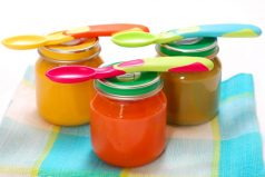 Detectan plomo en 20% de muestras de alimento para bebés