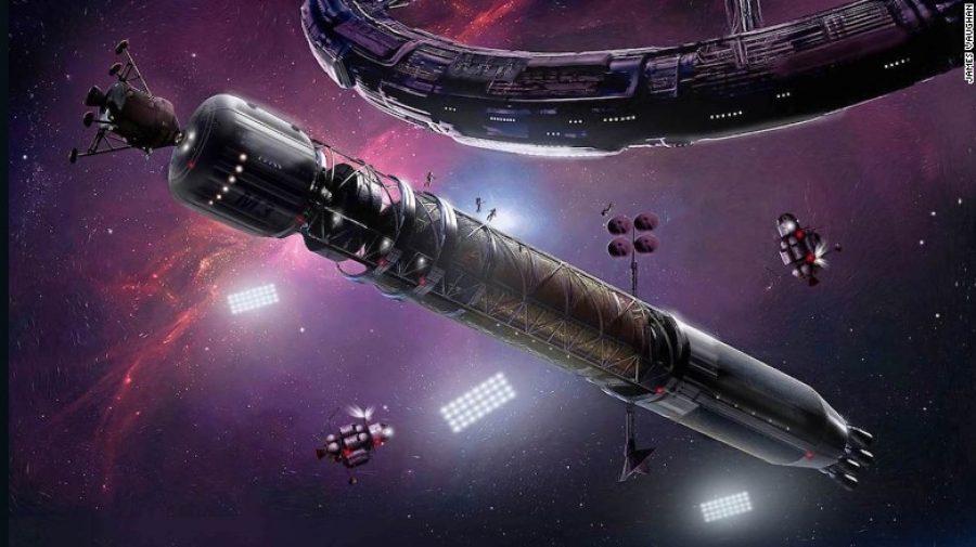 Conoce Asgardia, la primera nación espacial independiente