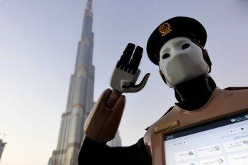 Cuando la ficción se convierte en realidad: los Robocops de Dubai