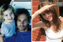 Mira cómo ha crecido la hija de Paul Walker, Meadow Walker