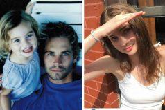 Mira cómo ha crecido la hija de Paul Walker, Meadow Walker