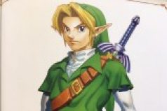 The Legend of Zelda: Ocarina of Time se fijó en un actor para crear a Link