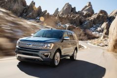 Ford Expedition: lujo y tecnología en grandes dosis