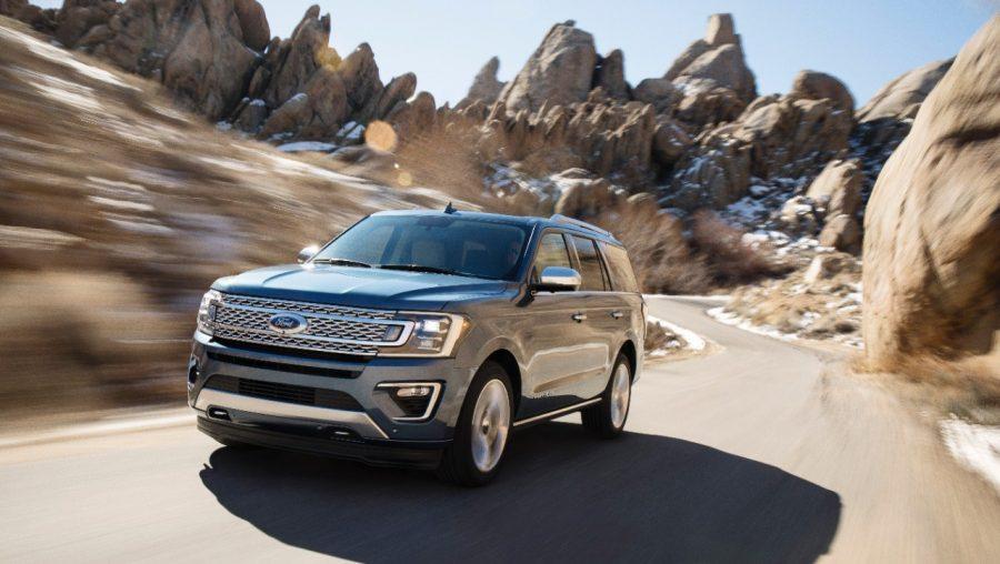 Ford Expedition: lujo y tecnología en grandes dosis