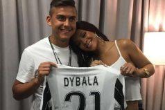 La cercana relacion entre Rihanna y estrella argentina de la juventus
