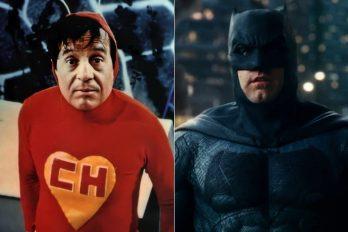 Por esta razón el Chapulín Colorado sería mejor que Batman, ¿tú qué opinas?