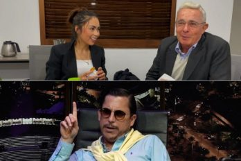 Juanpis González celoso con Álvaro Uribe por recibir a Epa Colombia lo invitó acabalgar