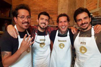 Frank Martínez, rumores y su continuidad en 'MasterChef'