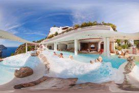 En estas piscinas podrás nadar toda la vida, las más extraordinarias del mundo