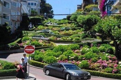 Las calles más inauditas del mundo, no mires si sufres de vértigo