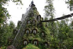 10 de los hoteles más extraños del mundo en los que puedes pasar una gran noche