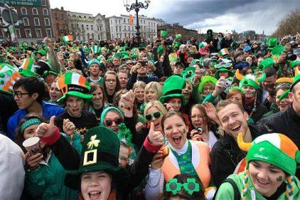 5 tips para que entiendas la fama del St. Patrick's Day. A divertirte se dijo